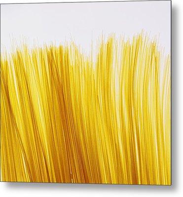 Spaghetti Metal Print by David Chapman