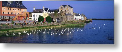 Spanish Arch, Galway City, Co Galway Metal Print by The Irish Image Collection