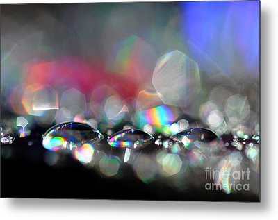 Metal Print featuring the photograph Sparks by Sylvie Leandre