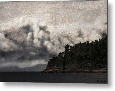 Special Cloud Metal Print by Janet Kearns