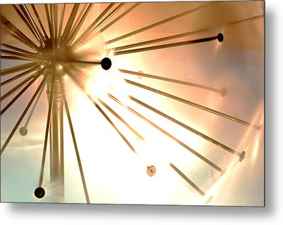 Sphere Metal Print by Anthony Citro