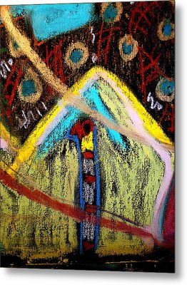 Spirit House Six Metal Print by Clarity Artists