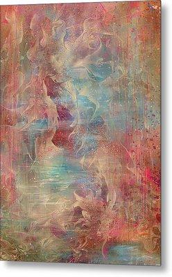 Spirit Of The Waters Metal Print by Rachel Christine Nowicki