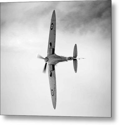 Spitfire. Metal Print