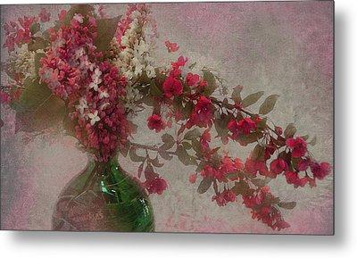 Spring Bouquet1 Metal Print by Jeff Burgess