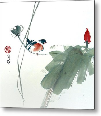 Spring Melody Metal Print by Ming Yeung