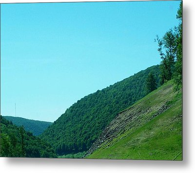 Springtime In Penna.mountains Metal Print