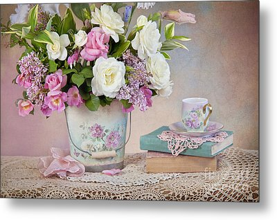 Springtime Pleasure Metal Print