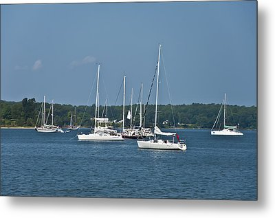 St. Mary's River Metal Print by Bill Cannon