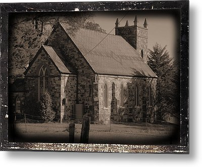 St Stephens Anglican Church Metal Print