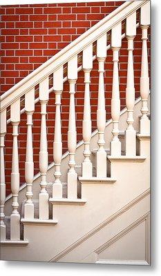 Stair Case Metal Print
