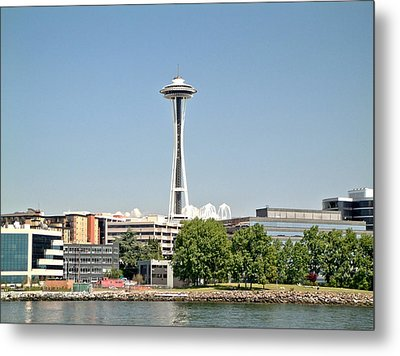 Standing Proud Metal Print by Rob Green
