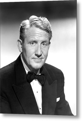 State Of The Union, Spencer Tracy, 1948 Metal Print