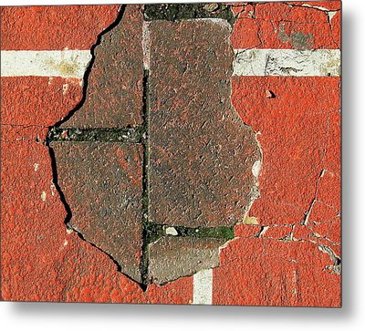 Step Back In Time Metal Print by Bruce Carpenter