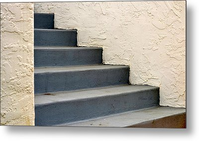 Steps Metal Print by Rima Biswas