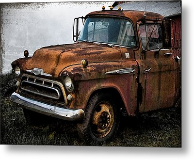 Still Going Metal Print by Bill Cannon