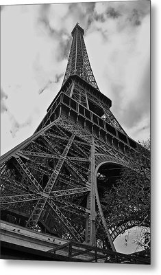 Metal Print featuring the photograph Still Standing by Eric Tressler