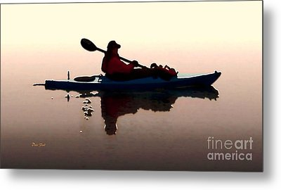 Still Waters Metal Print by Dale   Ford