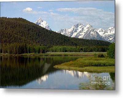 Still Waters Metal Print by Living Color Photography Lorraine Lynch