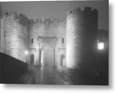 Stirling Scotland - Now That's A Castle Metal Print by Christine Till
