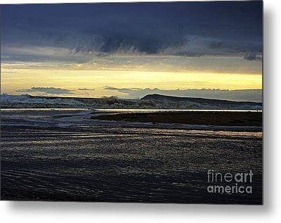 Metal Print featuring the photograph Stormy Morning 2 by Blair Stuart