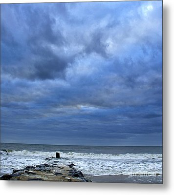Metal Print featuring the photograph Stormy Weather by Tamera James