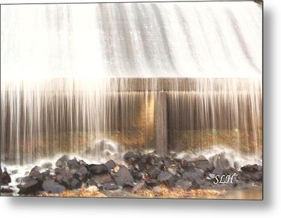 Streams Of Light Metal Print