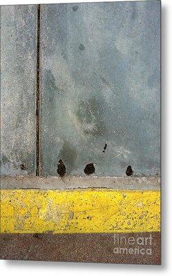 Streets Of La Jolla 14 Metal Print by Marlene Burns