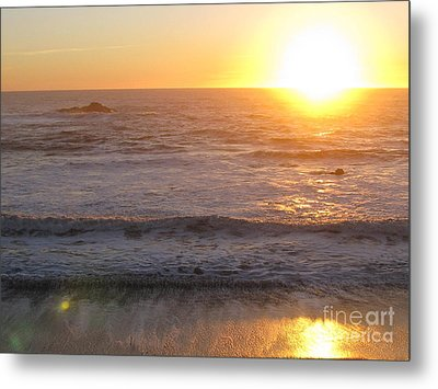 Metal Print featuring the photograph Strength by Tina Marie