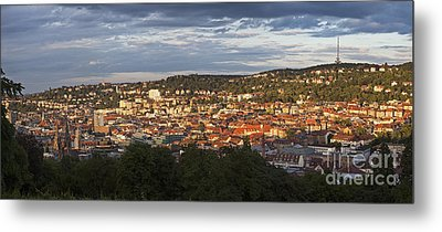 Stuttgart, Germany, Europe Metal Print by Jon Boyes