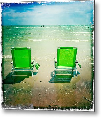 Summer Heaven Metal Print