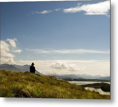 Metal Print featuring the photograph Summer Isles by David Harding