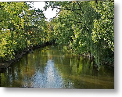 Metal Print featuring the photograph Summer Light by Joseph Yarbrough