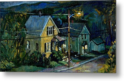 Summer Nocturne Metal Print by Thor Wickstrom