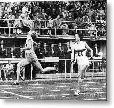 Summer Olympics, 1952 Metal Print by Granger