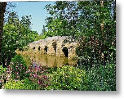 Summers Day Metal Print by Karen Grist