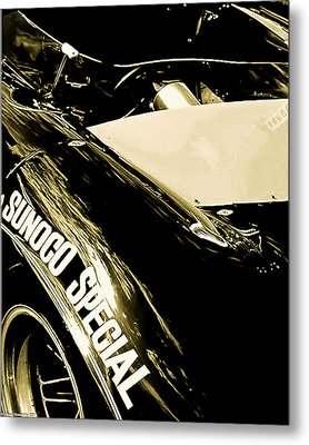 Metal Print featuring the photograph Sunoco Spl by Michael Nowotny