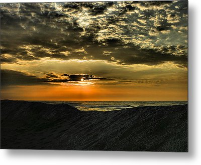 Sunrise Over Assateague II Metal Print by Steven Ainsworth