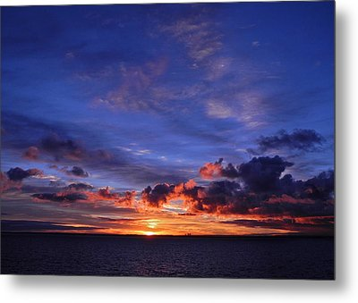 Sunrise Over Western Australia I I I Metal Print
