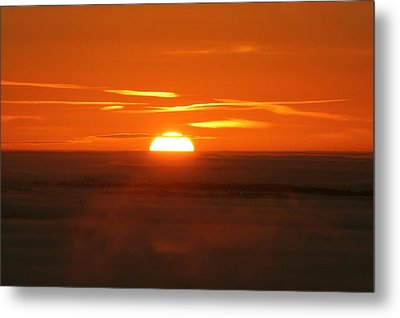 Sunset Metal Print by Laurent Laveder