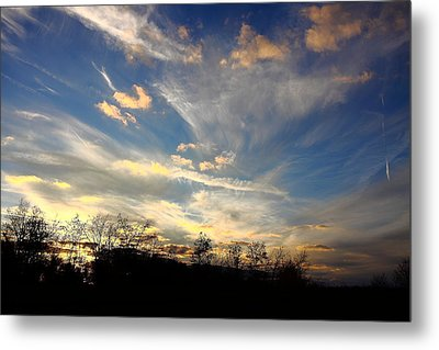 Sunset Magic Metal Print by Kevin Schrader