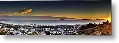 Sunset Ventura Ca Metal Print by Joe  Palermo