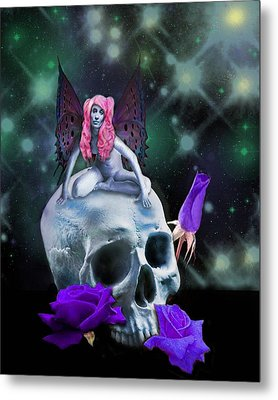 Super Star Metal Print by Diana Shively