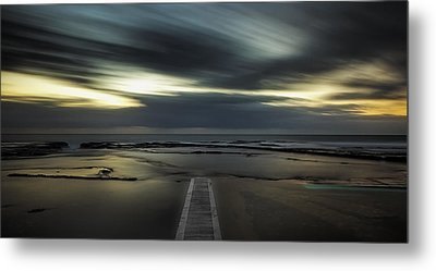 Surreal Narrabeen Metal Print
