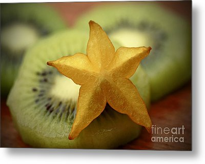 Sweet Pleasures Metal Print by Inspired Nature Photography Fine Art Photography