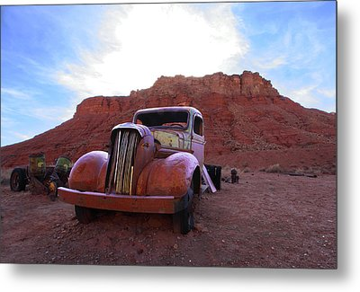 Metal Print featuring the photograph Sweet Ride by Susan Rovira