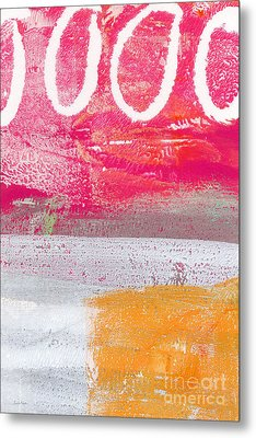 Sweet Summer Day Metal Print by Linda Woods