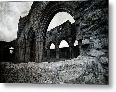 Sweetheart Abbey Metal Print
