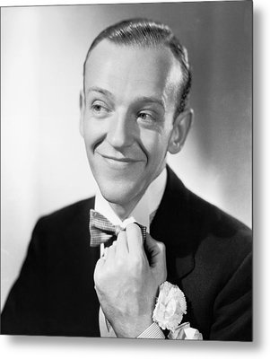 Swing Time, Fred Astaire, 1936 Metal Print by Everett