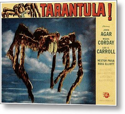 Tarantula, 1955 Metal Print by Everett